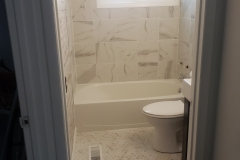 One of Our Latest Bathroom Remodel Projects - March 2020